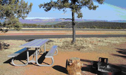 Payson Airport Campground