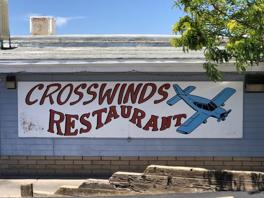 Crosswinds Restaurant at the Payson Airport