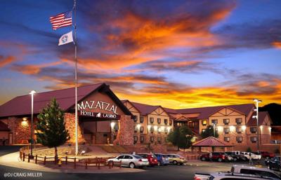 Mazatzal Casino in Payson, Arizona