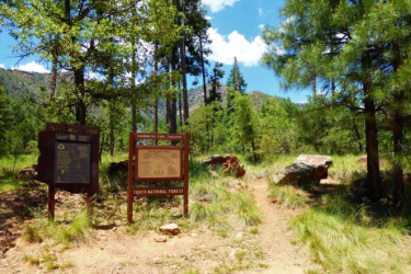 Payson Arizona Hiking | Payson AZ Recreation Trails