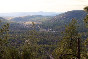 Pine Strawberry Payson AZ Real Estate | Pine Strawberry Arizona Neighborhoods